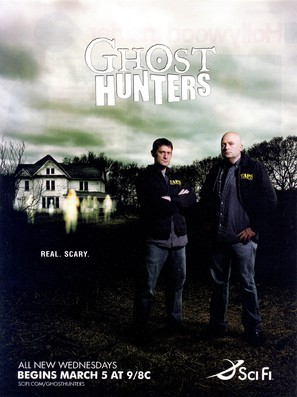 """Ghost Hunters"" - Movie Poster (thumbnail)"