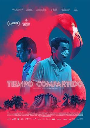 Tiempo Compartido - Mexican Movie Poster (thumbnail)