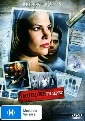 Murder on Spec - Australian DVD movie cover (thumbnail)