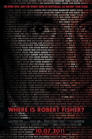 Where Is Robert Fisher? - Movie Poster (thumbnail)