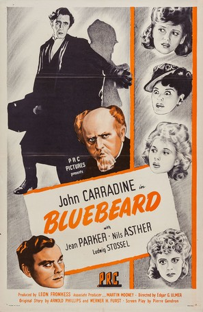 Bluebeard - Movie Poster (thumbnail)