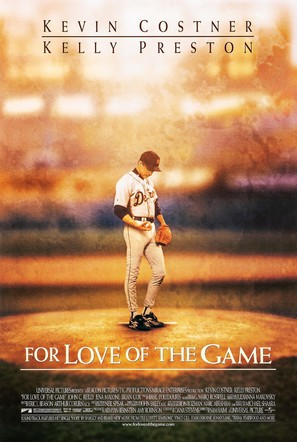 For Love of the Game - Movie Poster (thumbnail)