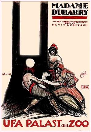 Madame DuBarry - German Movie Poster (thumbnail)