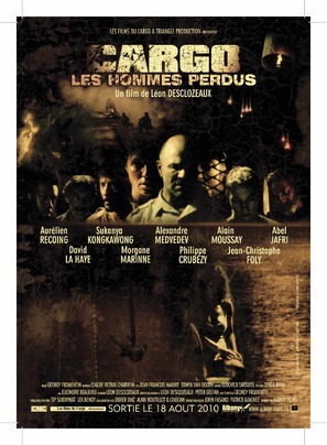 Cargo, les hommes perdus. - French Movie Poster (thumbnail)