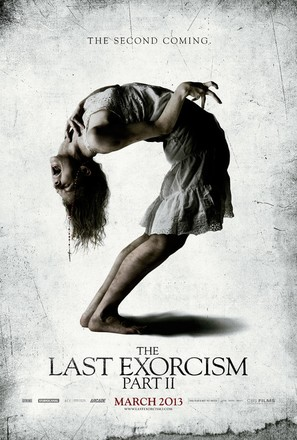 The Last Exorcism Part II - Movie Poster (thumbnail)