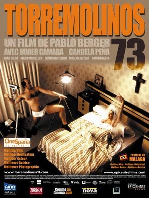 Torremolinos 73 - French Movie Poster (thumbnail)