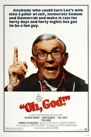 Oh, God! - Movie Poster (thumbnail)
