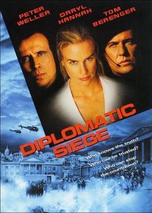 Diplomatic Siege - DVD movie cover (thumbnail)