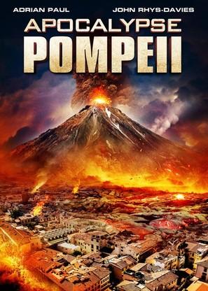 Apocalypse Pompeii - DVD movie cover (thumbnail)