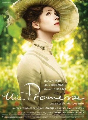 A Promise - French Movie Poster (thumbnail)