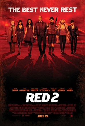 RED 2 - Movie Poster (thumbnail)