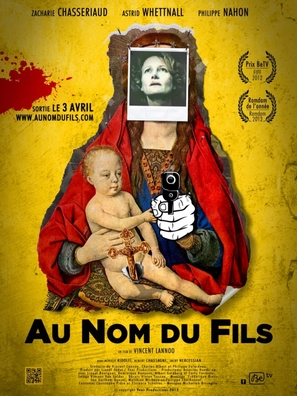 Au nom du fils - Belgian Movie Poster (thumbnail)