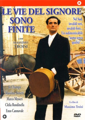 Le vie del Signore sono finite - Italian Movie Cover (thumbnail)