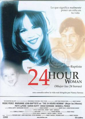 The 24 Hour Woman - Spanish poster (thumbnail)
