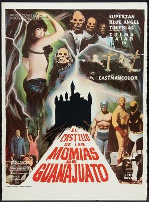 El castillo de las momias de Guanajuato - Mexican Movie Poster (thumbnail)