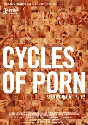 Cycles of Porn: Sex/Life in L.A., Part 2 - German Movie Poster (thumbnail)
