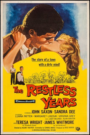 The Restless Years - Movie Poster (thumbnail)