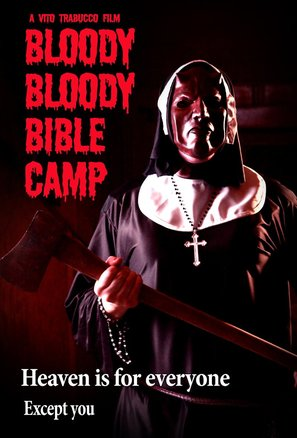 Bloody Bloody Bible Camp - Movie Poster (thumbnail)