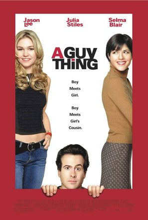 A Guy Thing - Movie Poster (thumbnail)