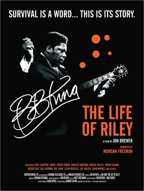 BB King: The Life of Riley - British Movie Poster (thumbnail)