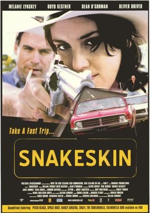 Snakeskin - New Zealand Movie Poster (thumbnail)