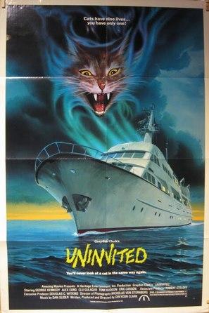 Uninvited - Movie Poster (thumbnail)