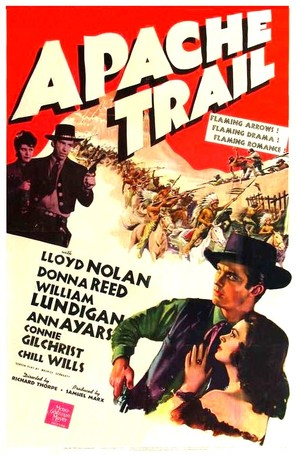 Apache Trail - Movie Poster (thumbnail)