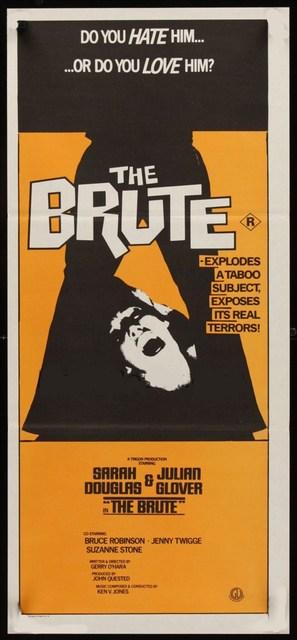 The Brute - Australian Movie Poster (thumbnail)
