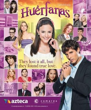 """Huérfanas"" - Mexican Movie Poster (thumbnail)"