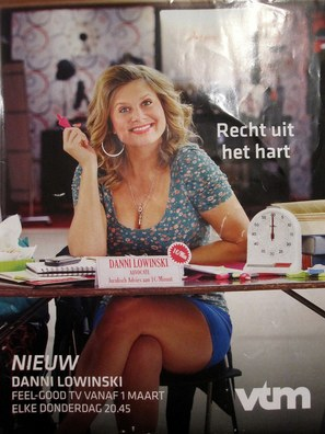 """Danni Lowinski"" - Belgian Movie Poster (thumbnail)"