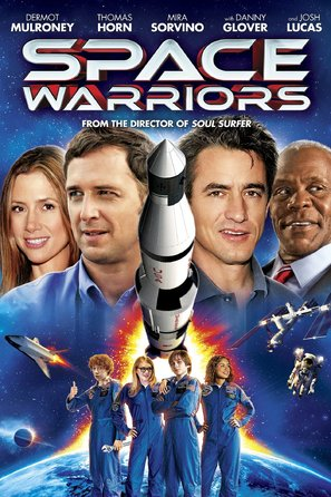 Space Warriors - DVD movie cover (thumbnail)