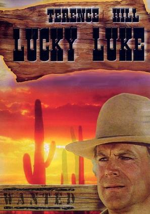 """Lucky Luke"" - Italian DVD cover (thumbnail)"