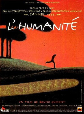 L'humanité - French Movie Poster (thumbnail)