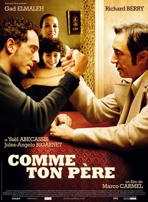 Comme ton père - French poster (thumbnail)