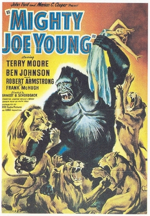 Mighty Joe Young - Movie Poster (thumbnail)