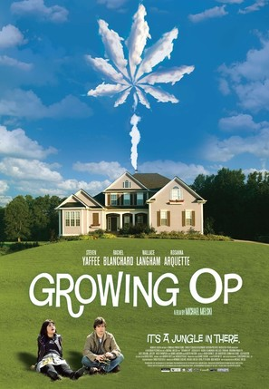 Growing Op - Canadian Movie Poster (thumbnail)