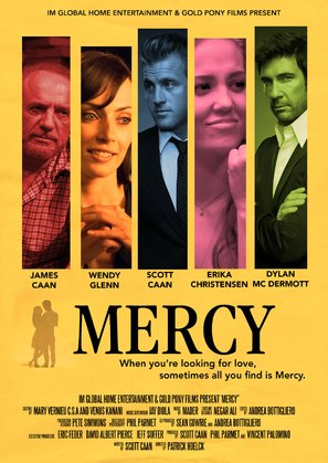 Mercy - Movie Poster (thumbnail)