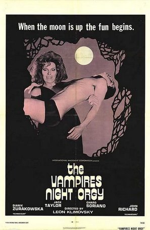 Orgía nocturna de los vampiros, La