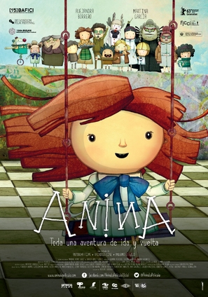 Anina - Colombian Movie Poster (thumbnail)