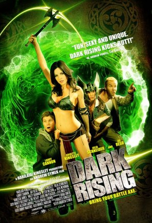 Dark Rising - Canadian Movie Poster (thumbnail)