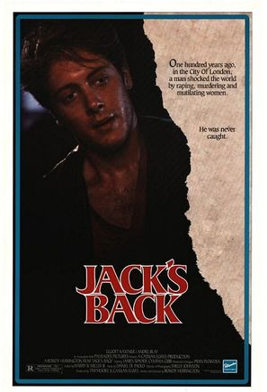 Jack's Back - Movie Poster (thumbnail)