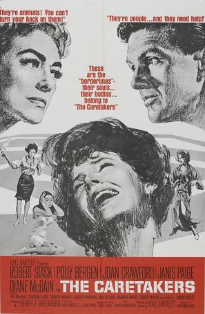 The Caretakers - Movie Poster (thumbnail)