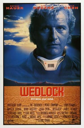 Wedlock - British Movie Poster (thumbnail)