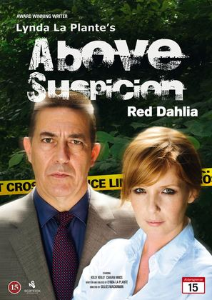 """Above Suspicion 2: The Red Dahlia"" - Danish DVD cover (thumbnail)"