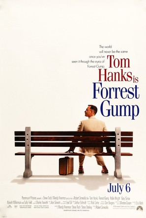Forrest Gump - Movie Poster (thumbnail)