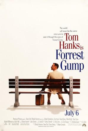 Forrest Gump - Movie Poster (thumbnail)