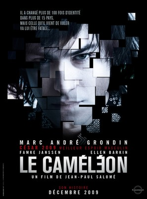 The Chameleon - French Movie Poster (thumbnail)