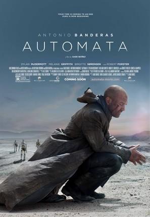 Autómata - Movie Poster (thumbnail)