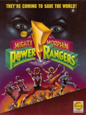 """Mighty Morphin' Power Rangers"" - Movie Poster (thumbnail)"