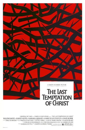 The Last Temptation of Christ - Movie Poster (thumbnail)